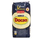 Arroz Dacsa para paella valenciana